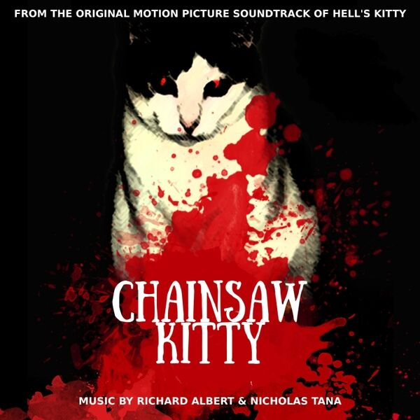 Cover art for Chainsaw Kitty